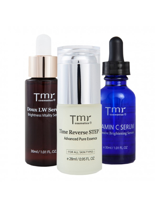 *Skin Brightening Serum Trio